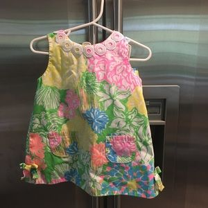 Lily Pulitzer Toddler Dress with Bloomers